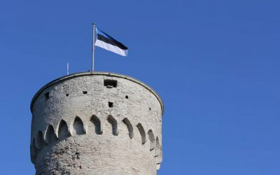 Celebrating the Independence Day of Estonia